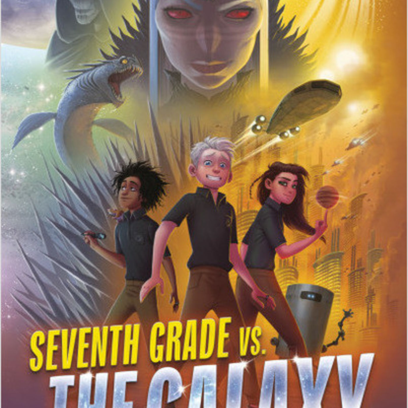 Author Interview: Joshua Levy, author of Seventh Grade vs. the Galaxy