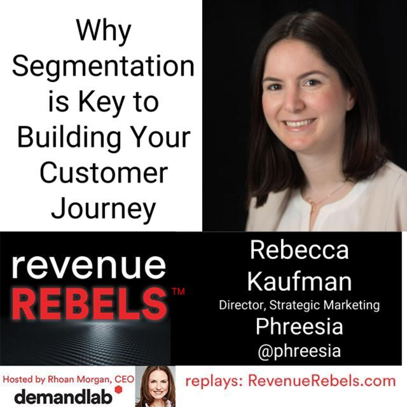Why Segmentation is Key to Building Your Customer Journey