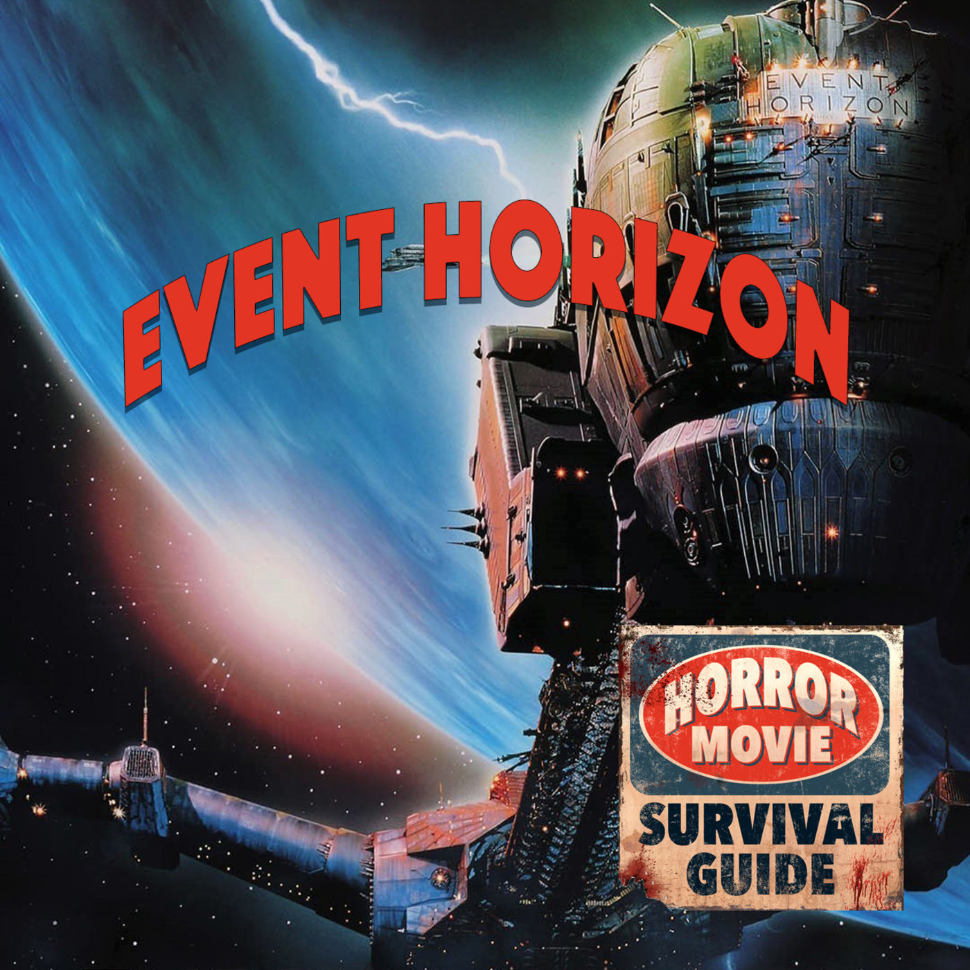 """Event Horizon """"This place is a tomb."""""""
