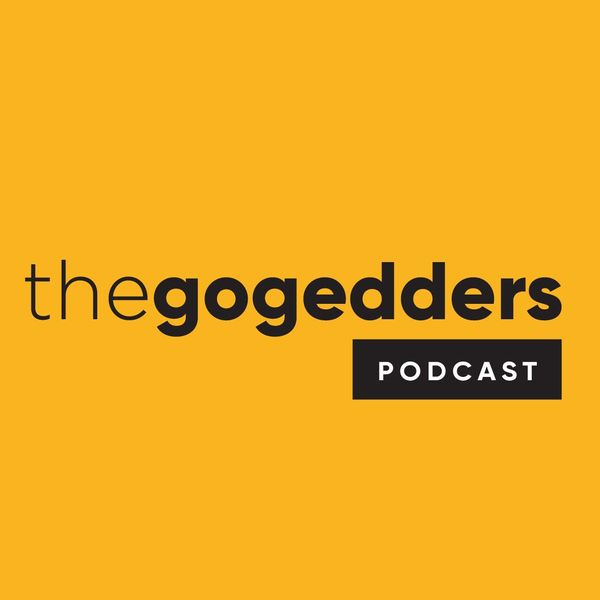 The GoGedders Podcast Podcast Artwork Image