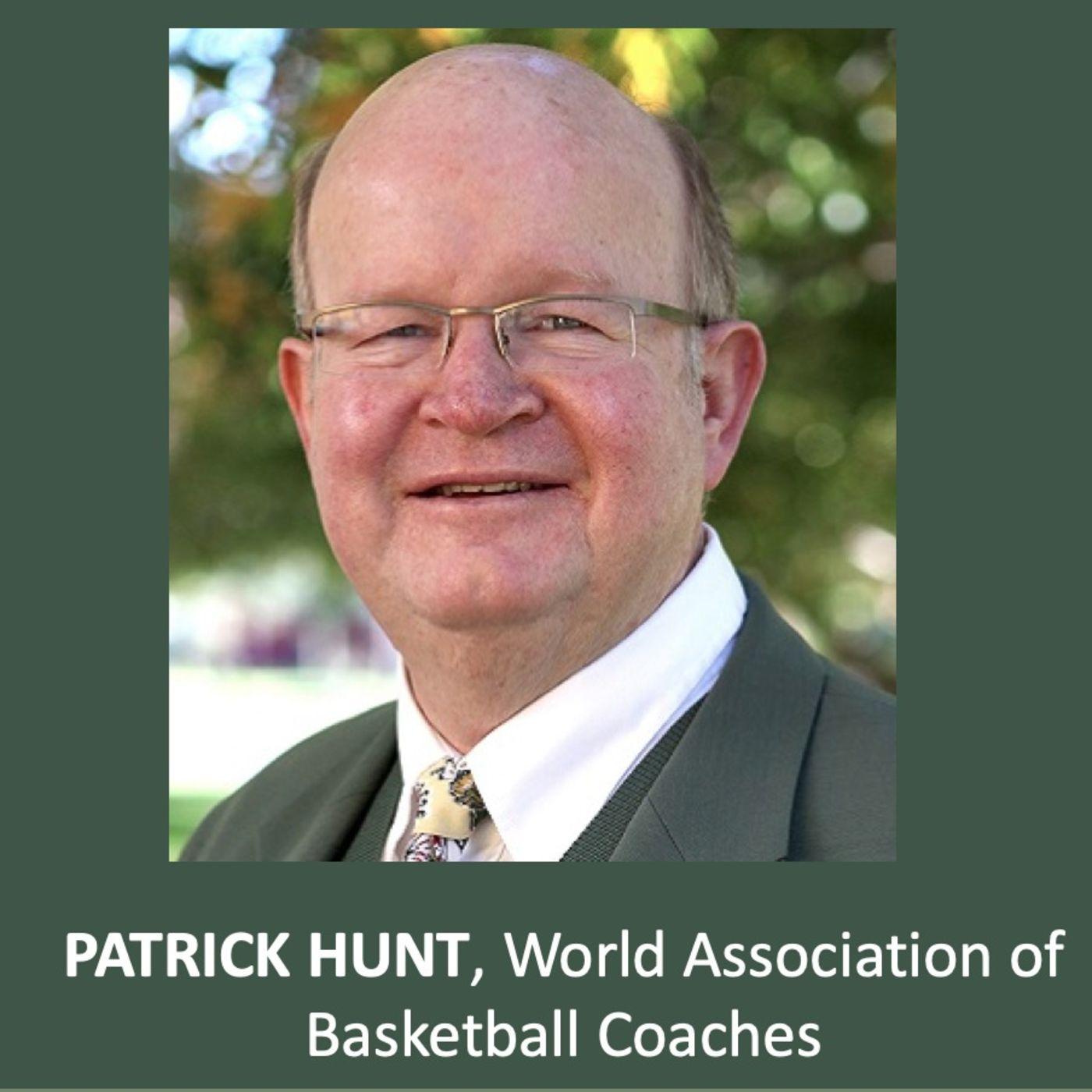 Launchcast - Ep. 6 Patrick Hunt