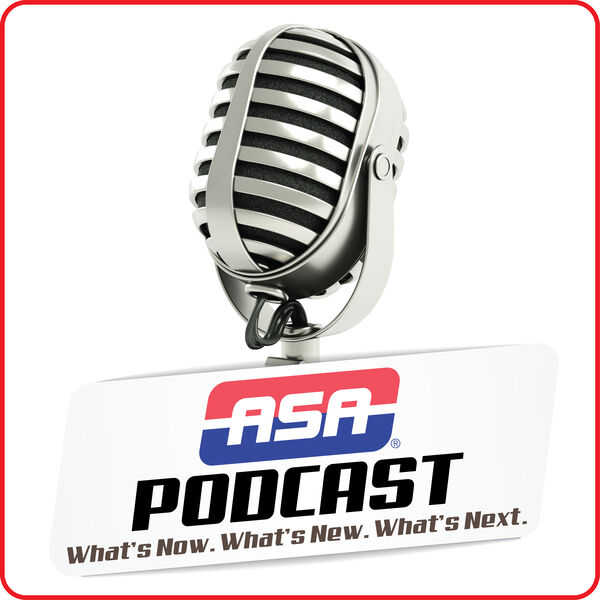 ASA Podcast Podcast Artwork Image
