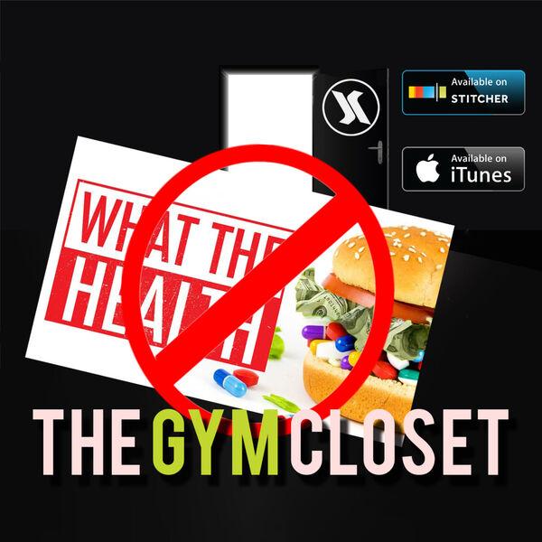 The Gym Closet (A Krave Gym Podcast) Podcast Artwork Image