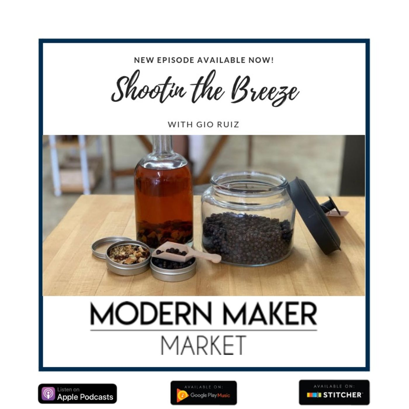 Modern Maker Market, Homesteading in the modern era.
