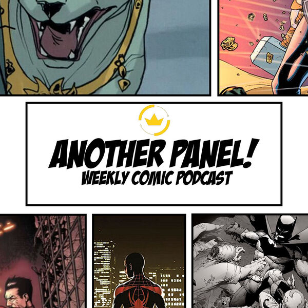 Another Panel! Podcast Artwork Image