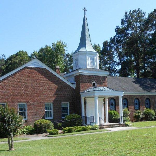 Morton Presbyterian Church Podcast Artwork Image