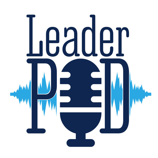 LeaderPOD BWC Podcast Artwork Image