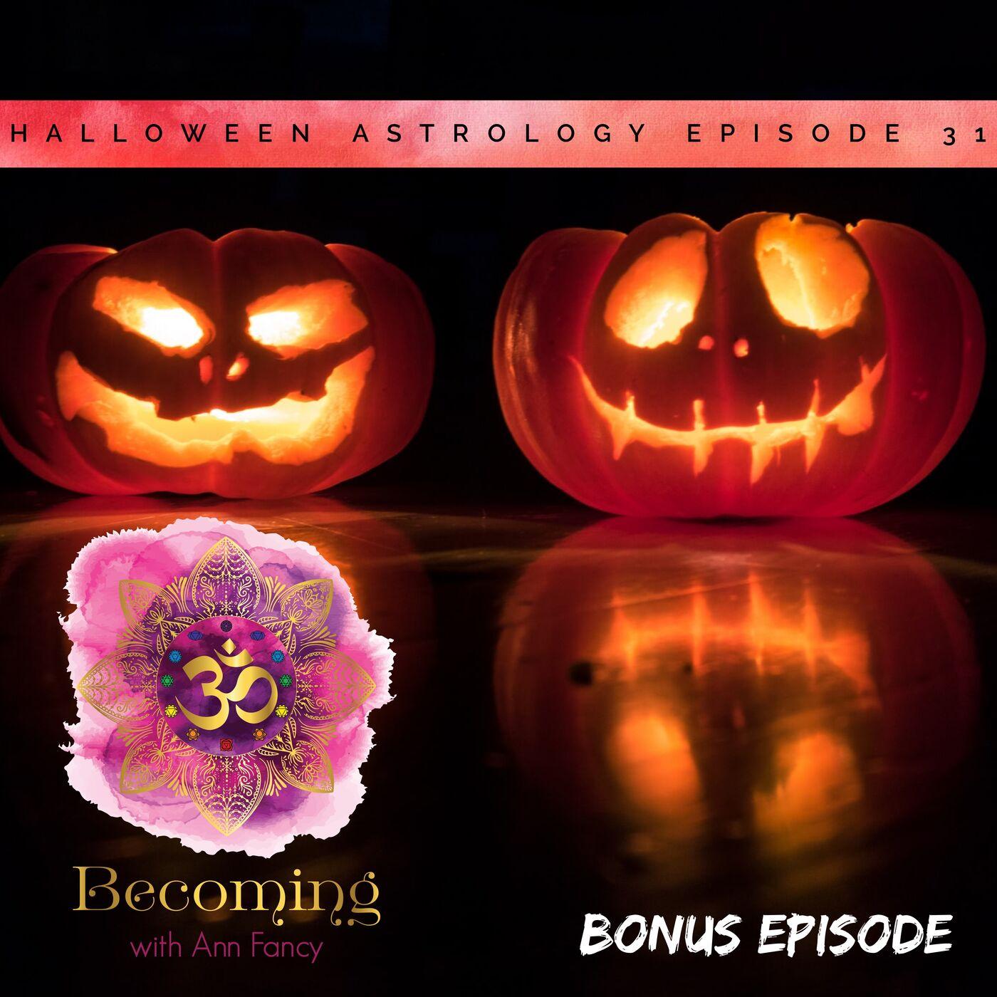 Carly Lozdoski | BONUS Halloween Astrology