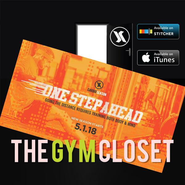 The Gym Closet Podcast Artwork Image