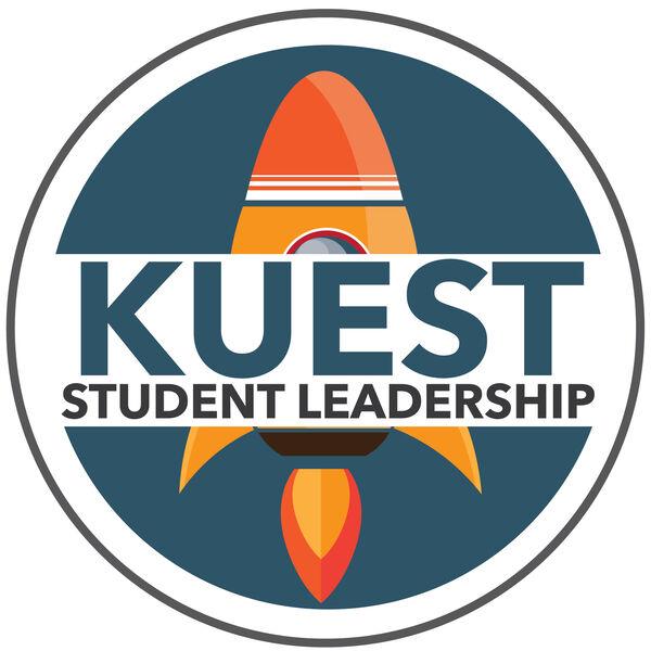 KUEST Student Leadership Podcast Artwork Image