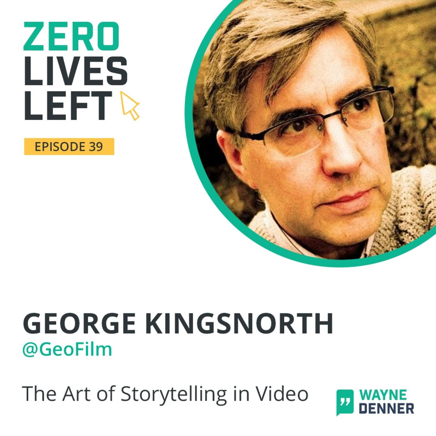 39 Interview with George Kingsnorth