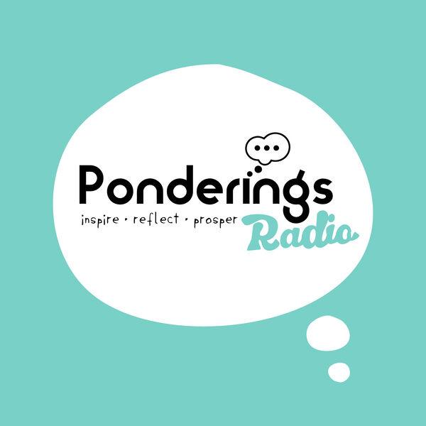 Ponderings Radio Podcast Artwork Image