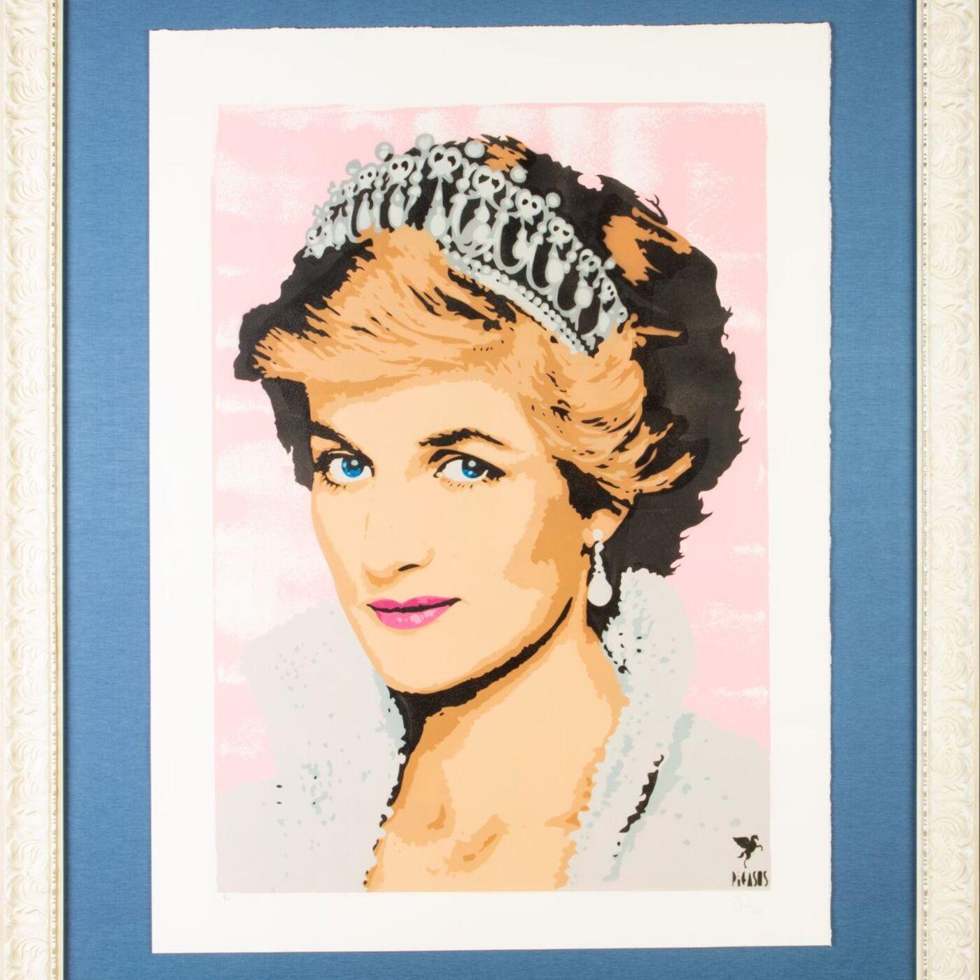 Princess Diana Museum - Pegasus, Artist