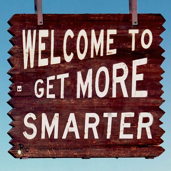 The Get More Smarter Podcast Podcast Artwork Image