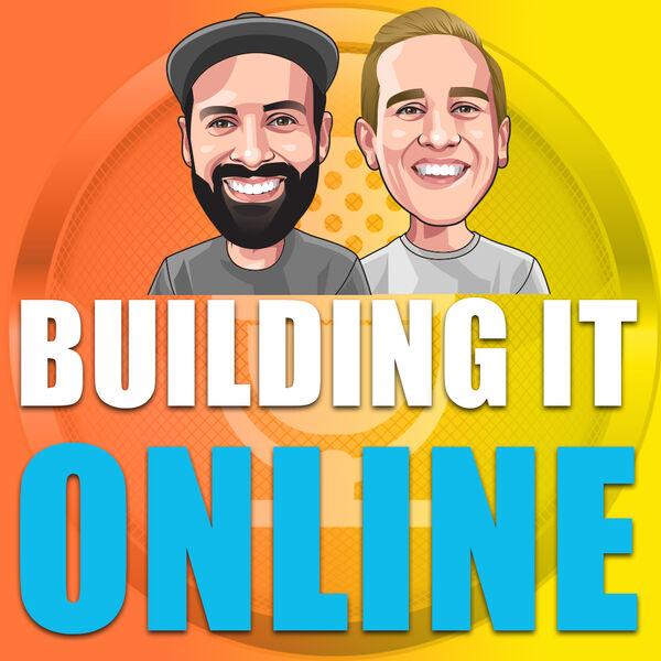 Building It Online Podcast Podcast Artwork Image