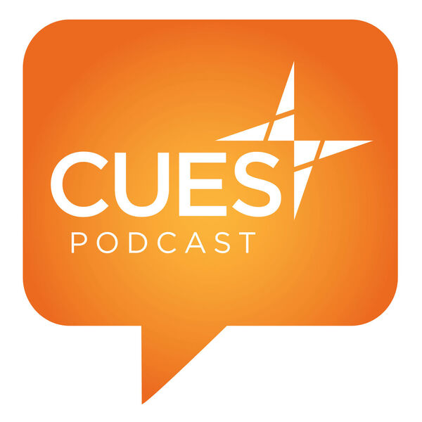 CUES Podcast Podcast Artwork Image