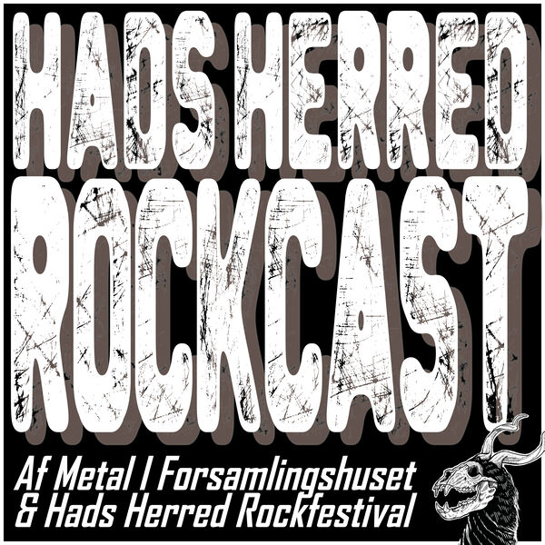 Hads Herred Rockcast Podcast Artwork Image