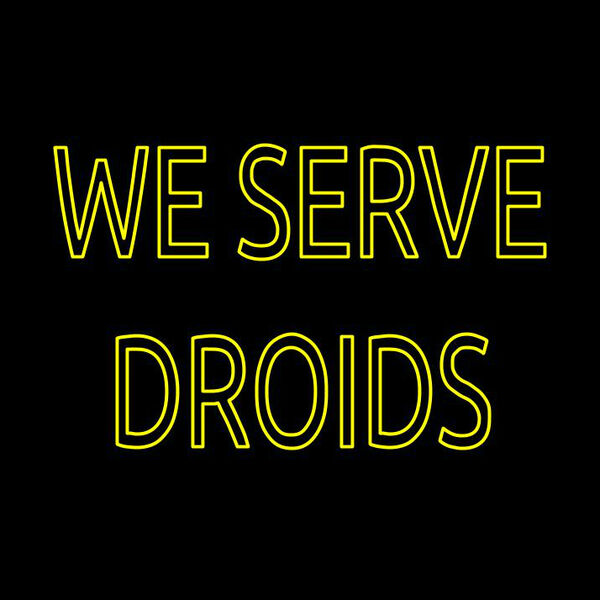 We Serve Droids Podcast Artwork Image