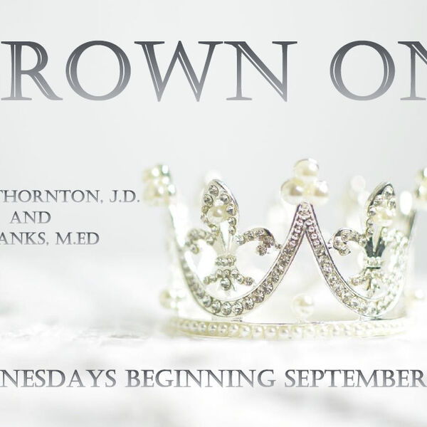 Crown On! with Selena Thornton and Zari Banks Podcast Artwork Image