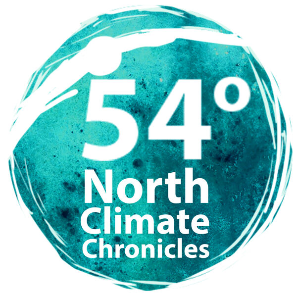 54 degrees North: Climate Chronicles of the Bulkley Valley Podcast Artwork Image