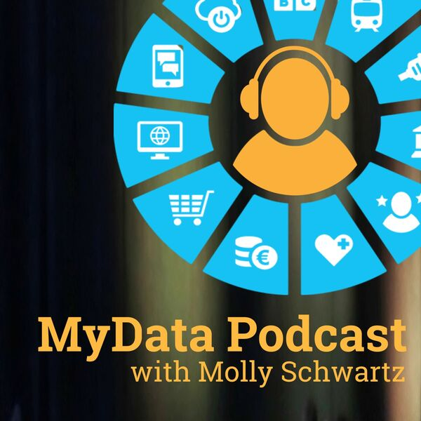 MyData Podcast Podcast Artwork Image