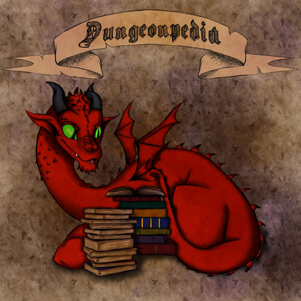 Dungeonpedia Podcast Artwork Image