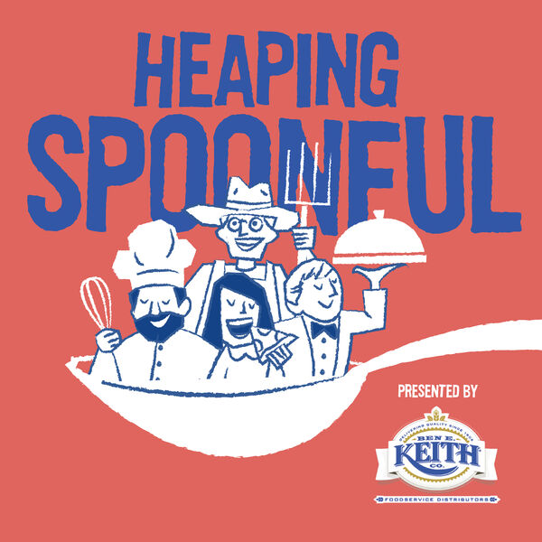 Heaping Spoonful Podcast Artwork Image