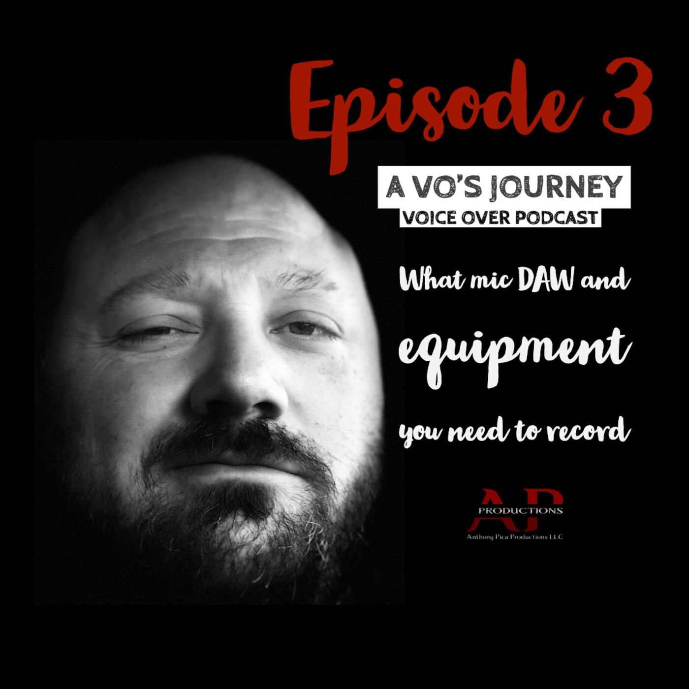Ep. 3: What mic DAW and equipment you need to record