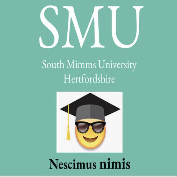 South Mimms U Podcast Artwork Image