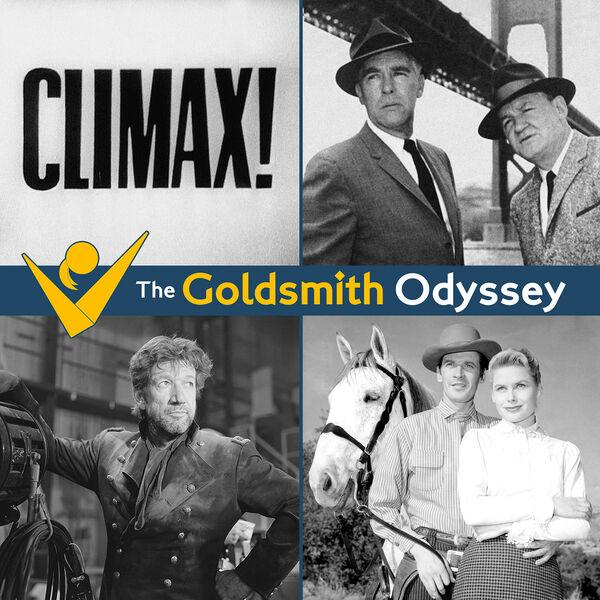 The Goldsmith Odyssey Podcast Artwork Image