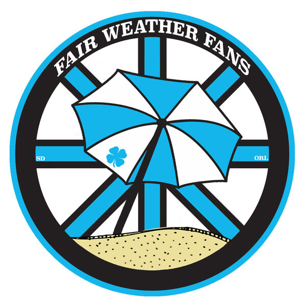 Fair Weather Fans Podcast Artwork Image