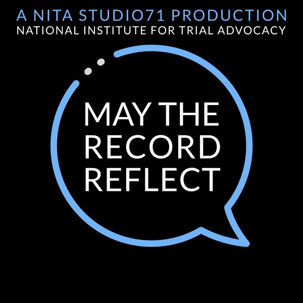May the Record Reflect Podcast Artwork Image