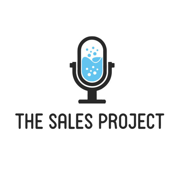 The Sales Project Podcast Artwork Image