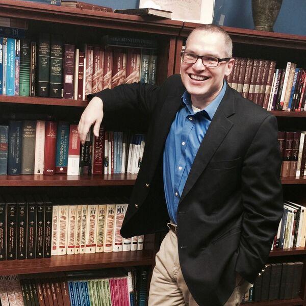 Rev. Brent L. White Podcast Artwork Image
