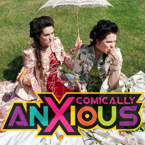 Comically Anxious Podcast Artwork Image