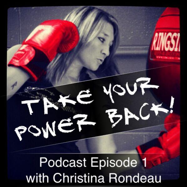 Christina Rondeau's Podcast Podcast Artwork Image