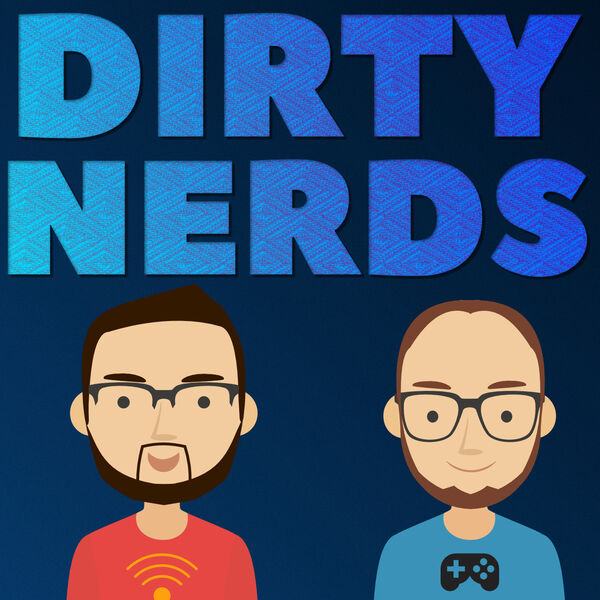 Dirty Nerds  Podcast Artwork Image