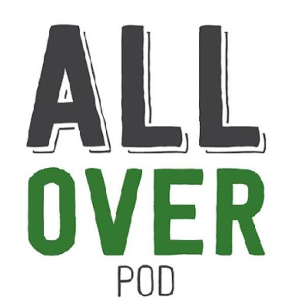 All Over Podcast Artwork Image