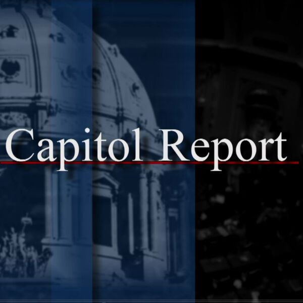 Capitol Report  Podcast Artwork Image