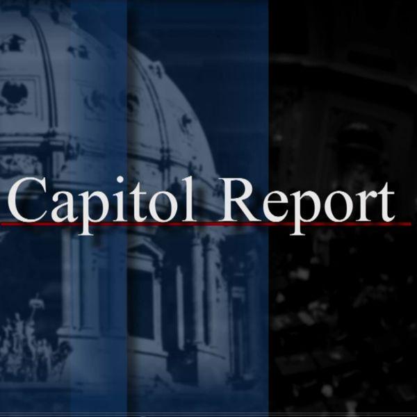 Capitol Report  Podcast Artwork Image