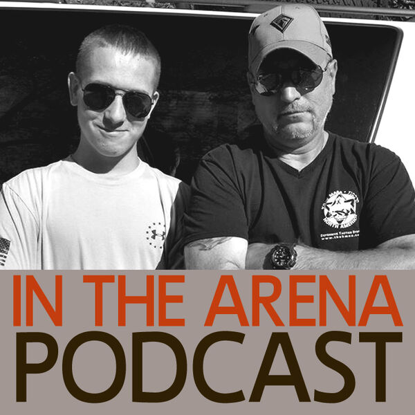 In The Arena Podcast Artwork Image