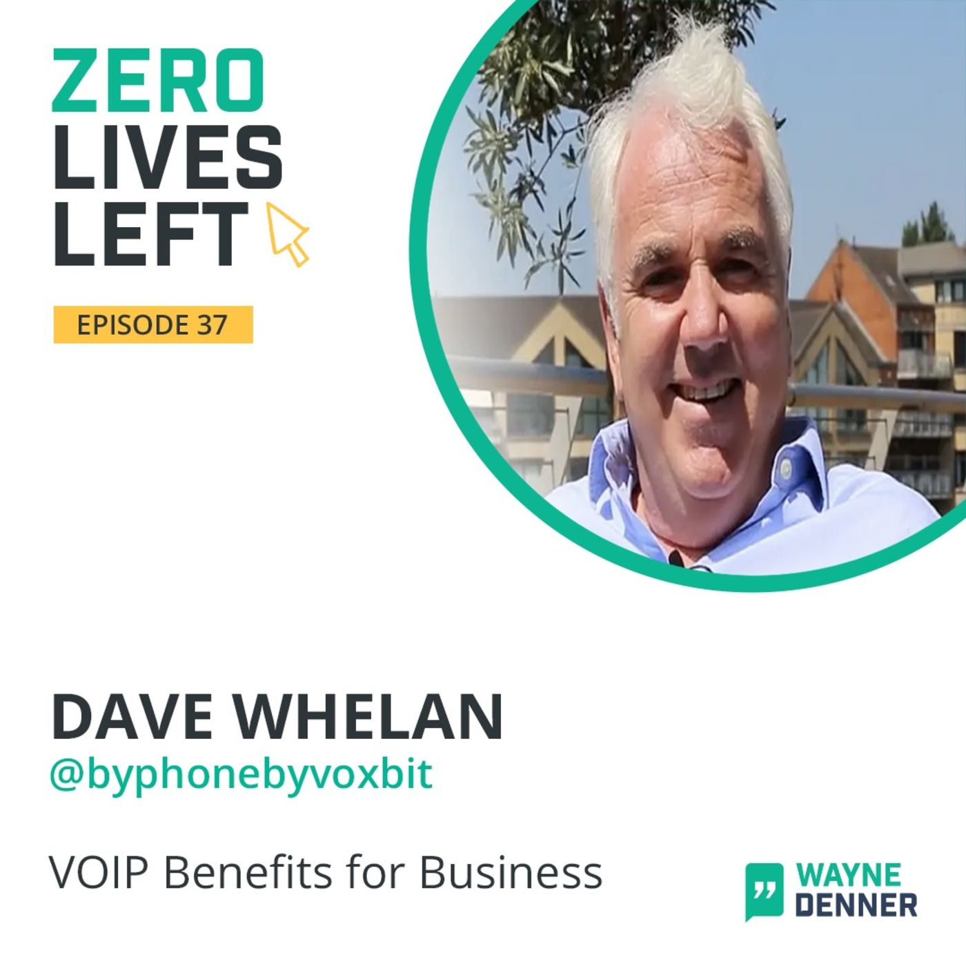 37 Interview with Dave Whelan CEO ByPhone