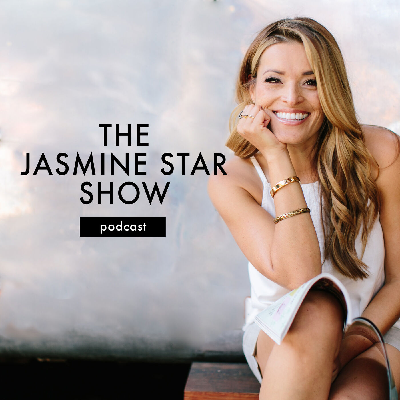 The Jasmine Star Show Logo