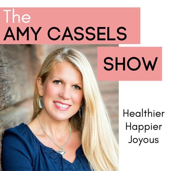 The Amy Cassels Show Podcast Artwork Image