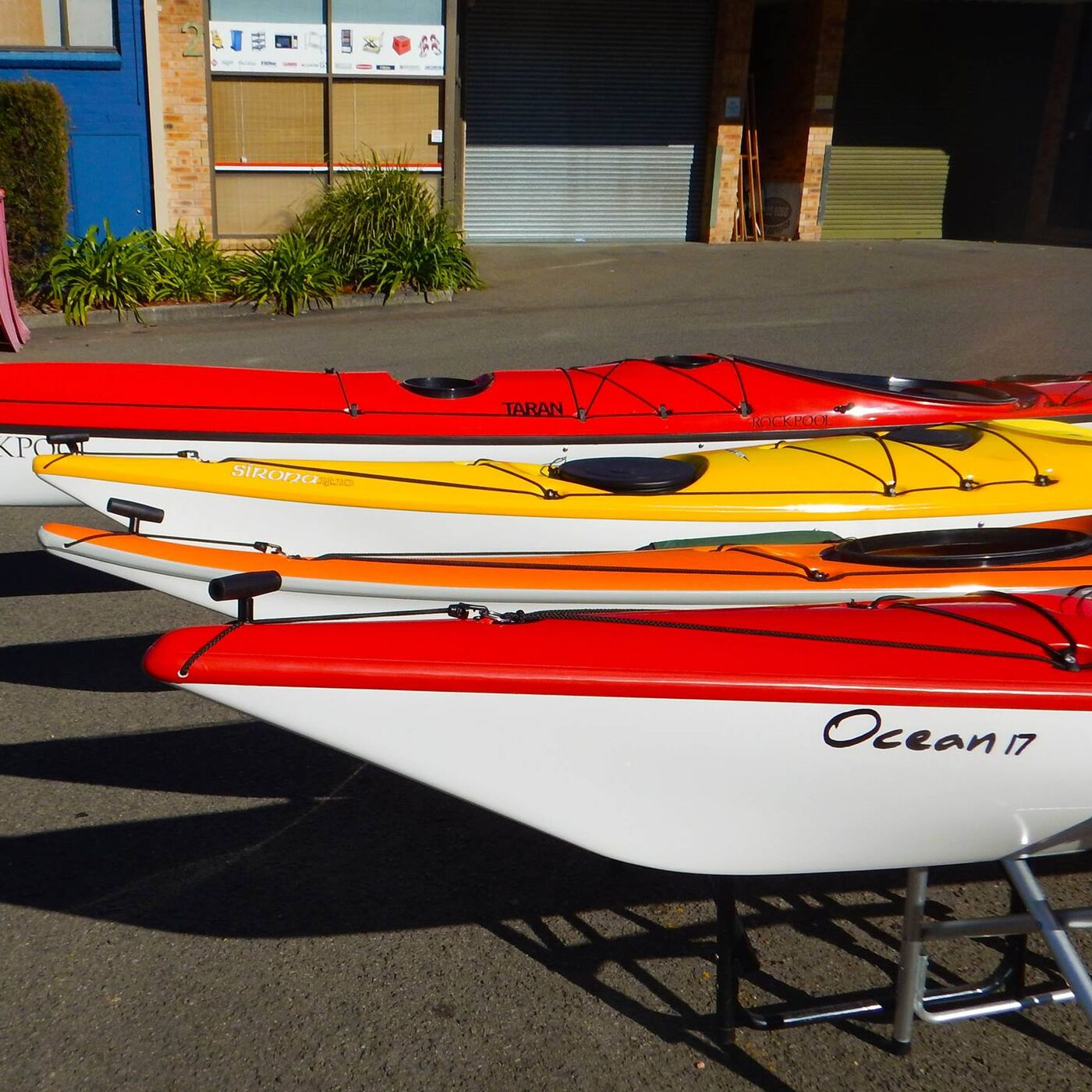 Episode 3 - What Are Our Favourite Sea Kayaks?