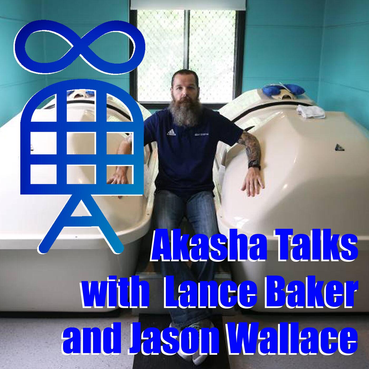 EP003 Jason Wallace - Enjoying float tanks