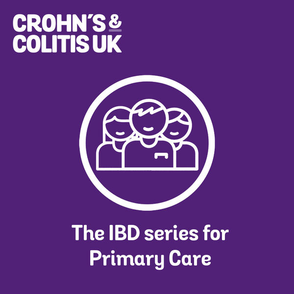 The IBD series for primary care Podcast Artwork Image