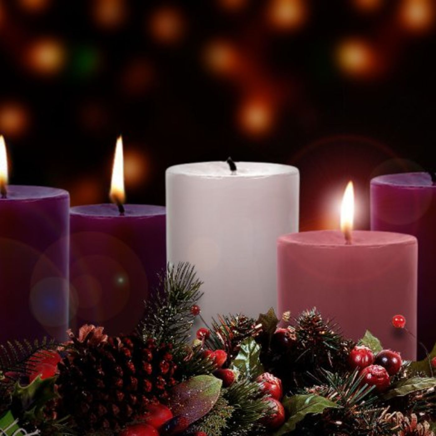 Evening Service 16th December 2018, Pause for Advent