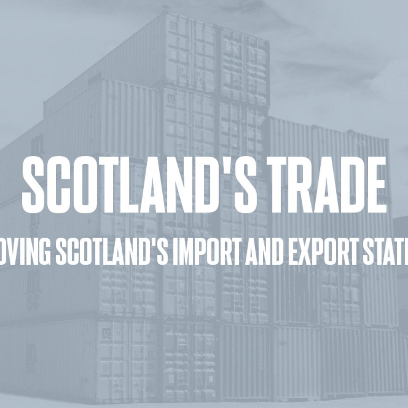 Episode #17 - Scotland's Trade