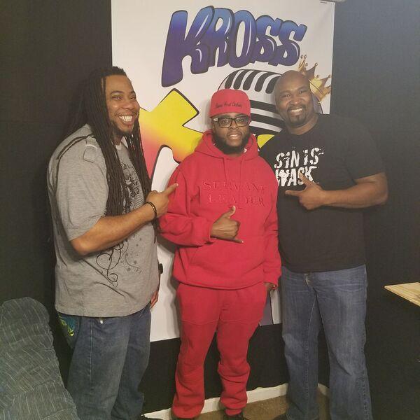 Kross Talk's Podcast Podcast Artwork Image